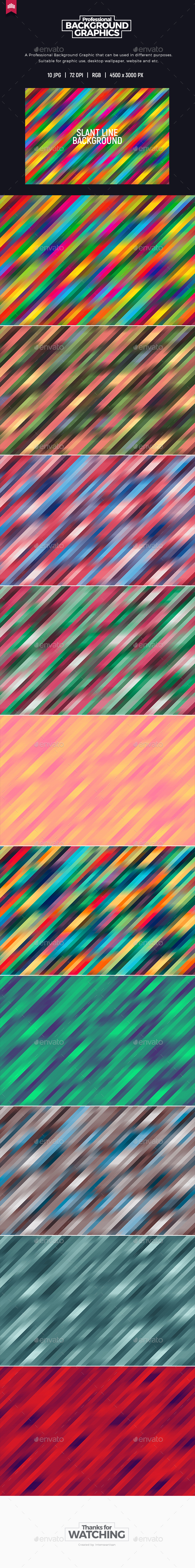 Slant Lines Background - Patterns Backgrounds