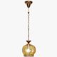Hanging lamp Arte Lamp A2106SP-1AB
