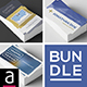 Creative Business Cards Bundle No.2 - GraphicRiver Item for Sale