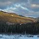 Mountains Ski Resort Sunrise - VideoHive Item for Sale