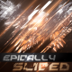 Epic Sliced Logo - VideoHive Item for Sale