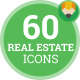 Flat Animated Icons - Real Estate Pack - VideoHive Item for Sale