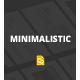 Minimalistic - Google Slide - GraphicRiver Item for Sale