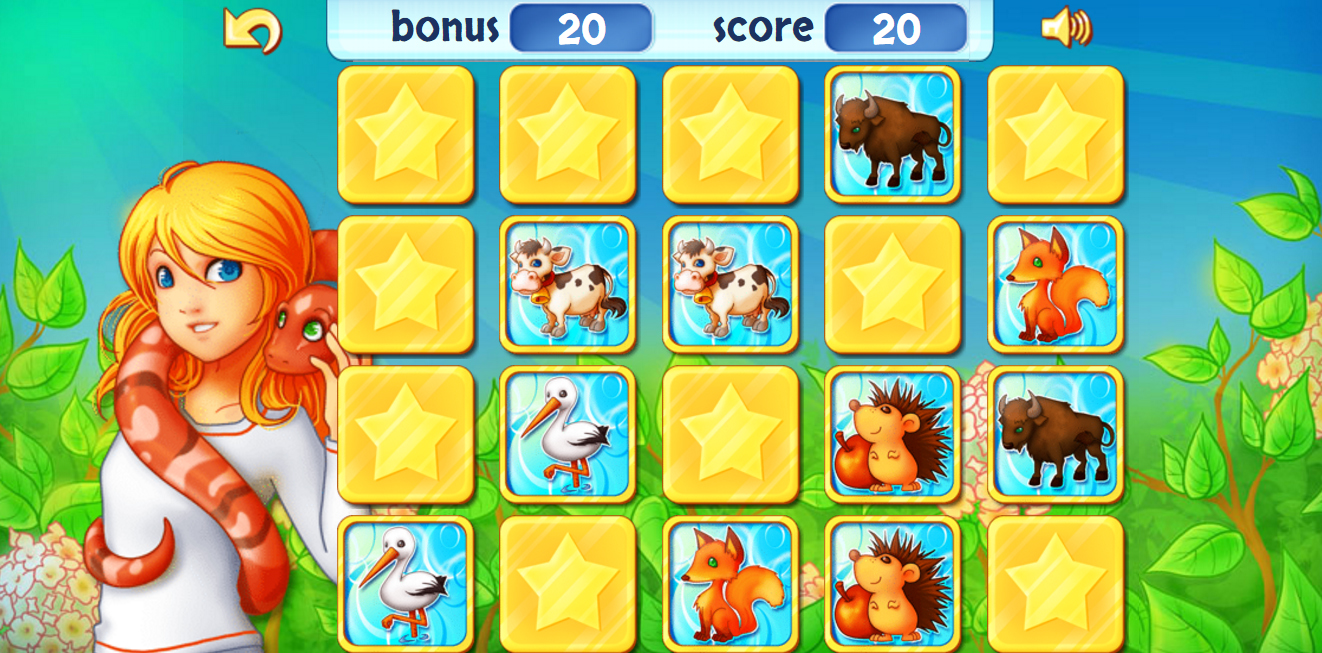 Uncategorized Memory Pairs flip card kids memory test match pairs html5 game by features of game