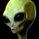 Realistic Alien 6 - 3DOcean Item for Sale