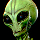 Realistic Alien 9 - 3DOcean Item for Sale