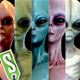 Realistic Aliens Bundle 1 - 3DOcean Item for Sale