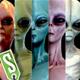 Realistic Aliens Bundle 1 - 3DOcean Item for Sale