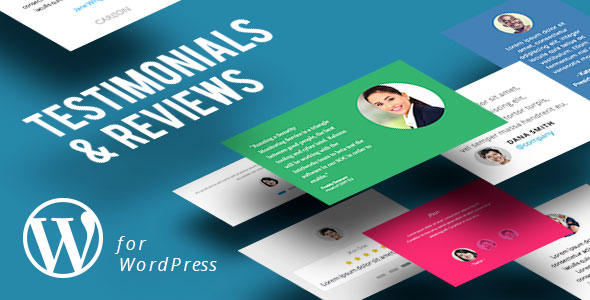 WordPress Testimonials and Reviews Plugin with Layout Builder - CodeCanyon Item for Sale