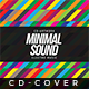 Minimal Sound - Cd Artwork - GraphicRiver Item for Sale