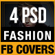 Fashion Facebook Fan Page Promo Covers - GraphicRiver Item for Sale