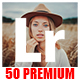 50 Premium Hubaset Lightroom Presets - GraphicRiver Item for Sale