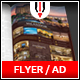 Hotel Flyer / Magazine AD - GraphicRiver Item for Sale