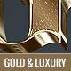 3D Gold Text Mockups - GraphicRiver Item for Sale