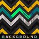 Zigzag Mosaic Background