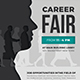 Job Fair Flyer 02 - GraphicRiver Item for Sale