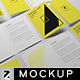 Regular Card A7 Mockup v3 - GraphicRiver Item for Sale