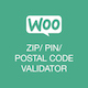 WC Zip/Pin/Postal Code Validator - CodeCanyon Item for Sale
