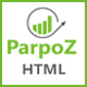 Parpoz - Multipurpose Html5 Template - ThemeForest Item for Sale