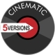 Epic Cinematic blockbuster - AudioJungle Item for Sale