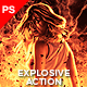 Explosive Photoshop Action - GraphicRiver Item for Sale