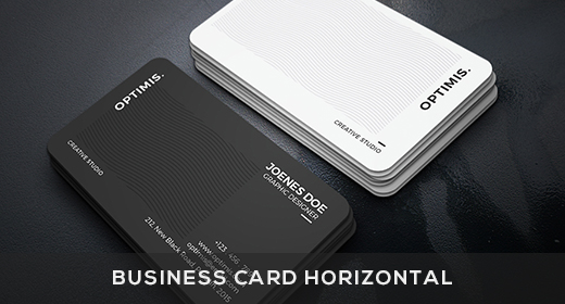 Business Card Horizontal