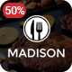 Madison WP - WordPress Restaurant Theme - ThemeForest Item for Sale