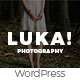 Luka - Responsive WordPress Portfolio theme - ThemeForest Item for Sale