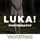 Luka - Responsive WordPress Portfolio theme Nulled