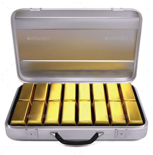 Gold Bars - Concepts Business