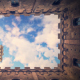 Old Apartment and Sky - VideoHive Item for Sale