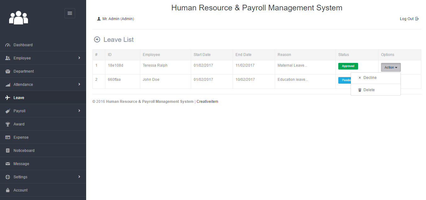 payroll documentation requirements