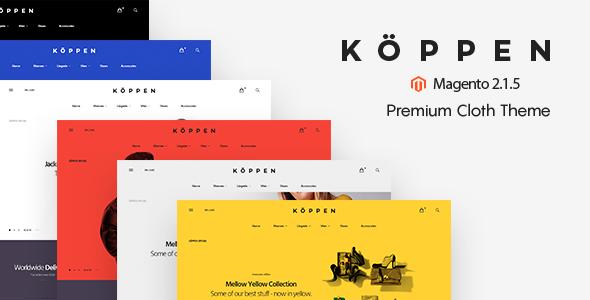 Kopen – Responsive Magento 2 Theme