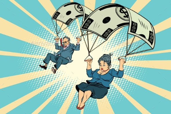 Golden Parachute Financial Compensation - Concepts Business