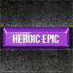 Dramatic Heroic Epic