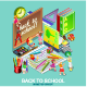 Back to School Isometric Concept - GraphicRiver Item for Sale