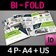 Products Catalogs Bi-Fold Brochure Template Vol.2 - GraphicRiver Item for Sale