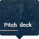 Pitch Deck Keynote Template - GraphicRiver Item for Sale