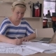 Female Architect in Agency