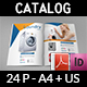 Products Catalog Brochure Template Vol2 - 24 Pages - GraphicRiver Item for Sale