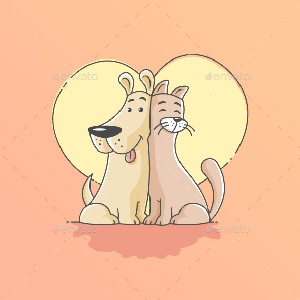 Best Friends - Animals Characters