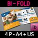 Products Catalogs Bi-Fold Brochure Vol.3 - GraphicRiver Item for Sale
