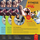 Gym-Fitness Flyer - GraphicRiver Item for Sale