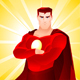 Super Hero Posing - GraphicRiver Item for Sale