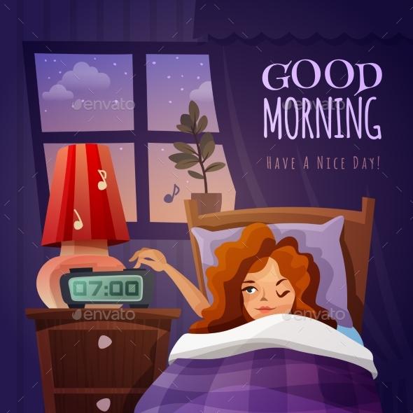 Good Morning Design Composition - Backgrounds Decorative