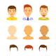 Man Avatars Creator - GraphicRiver Item for Sale