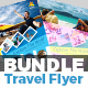 Travel Flyers Bundle - GraphicRiver Item for Sale
