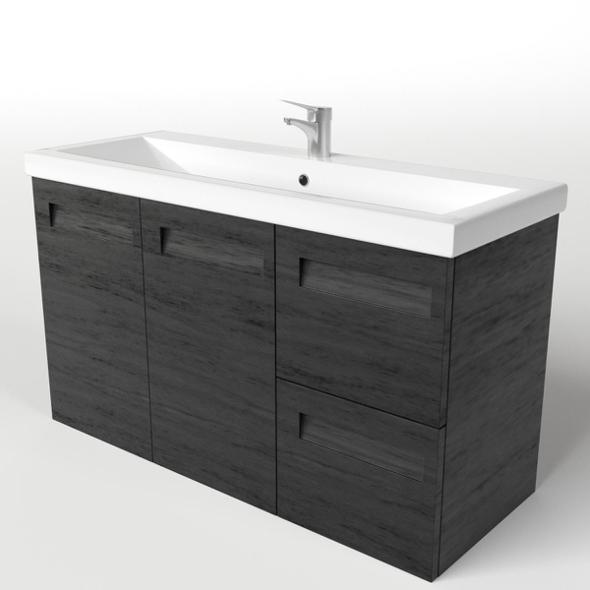 Wash Basin Sink - 3DOcean Item for Sale