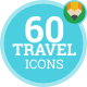 Flat Animated Icons | Travel I Infographics Icon Pack - VideoHive Item for Sale