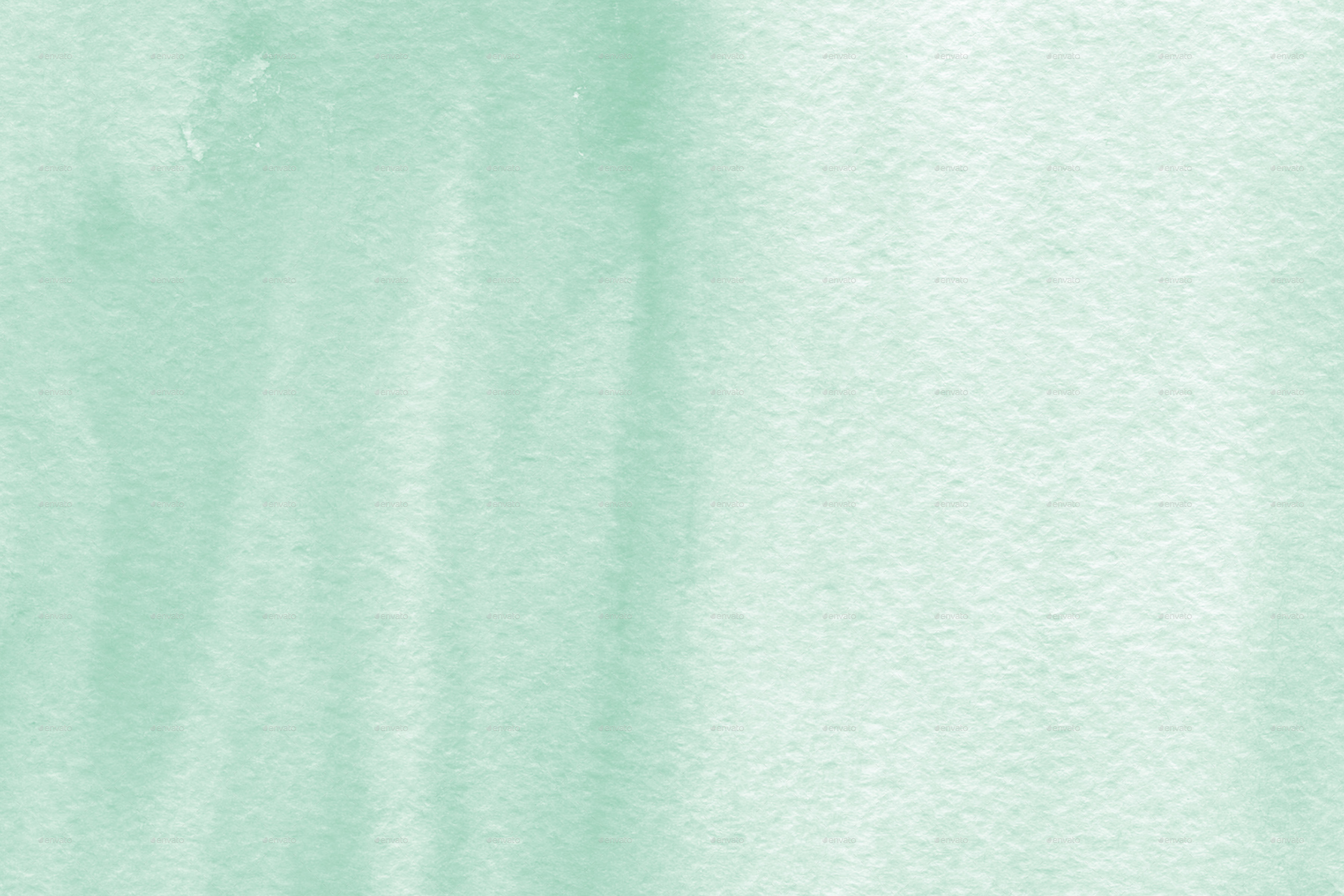 10 mint watercolor backgrounds by kristyhatswell